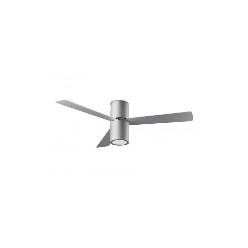 Ceiling Fan With Remote Control Light Formentera Gray By La Creu