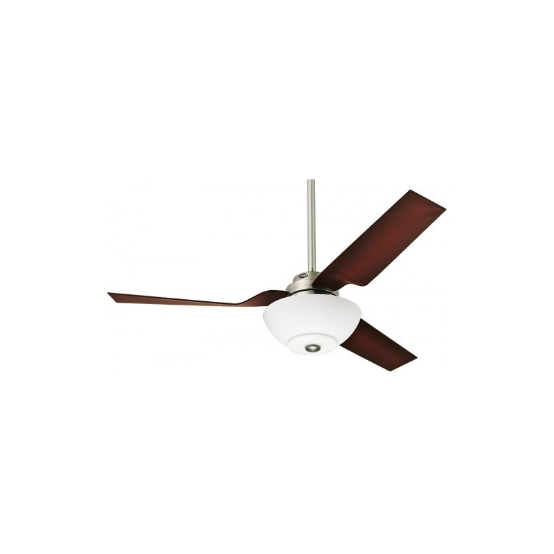 Ceiling Fan Flight 132 Chrome With Light By Hunter