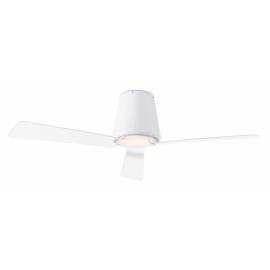 Outdoor ceiling fan GARBI DC with LED light by La Creu