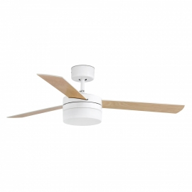Panay White with light and remote control by Faro