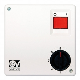 Ceiling fan wall control SCNR5 by Vortice