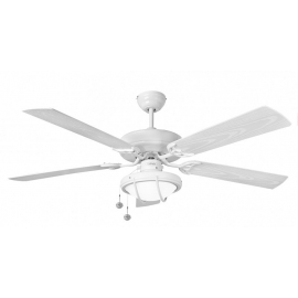 Outddor ceiling fan MEDINA with light by Fantasia