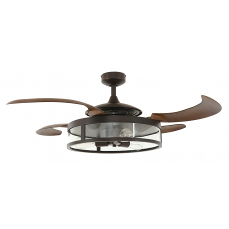 Classic Oil Bronze with retractable blades by Fanaway