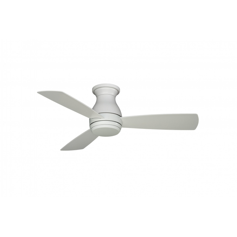 Outdoor ceiling fan hugh wet white 112 with led light by fanimatiion outdoor ceiling fan hugh wet white 112 with led light by fanimatiion aloadofball Gallery