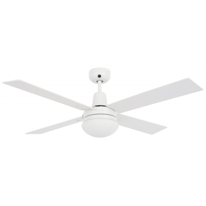 Ceiling fan airfusion quest with remote control wall control airfusion quest ii white ceiling fan with light remote control by beacon mozeypictures Images