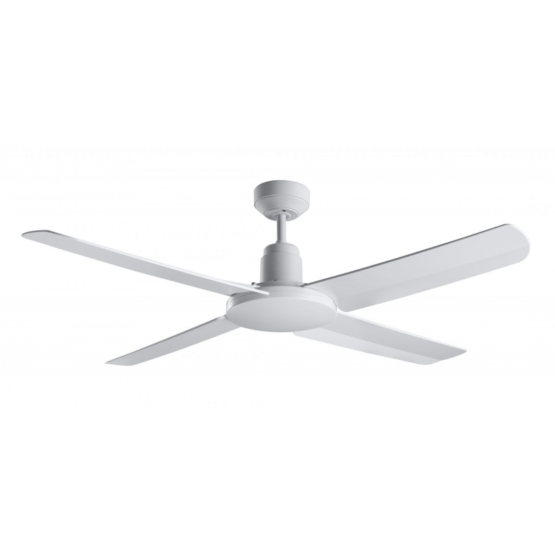 outdoor ceiling fans white. Outdoor Ceiling Fan Bayside Nautilus White By Beacon Fans