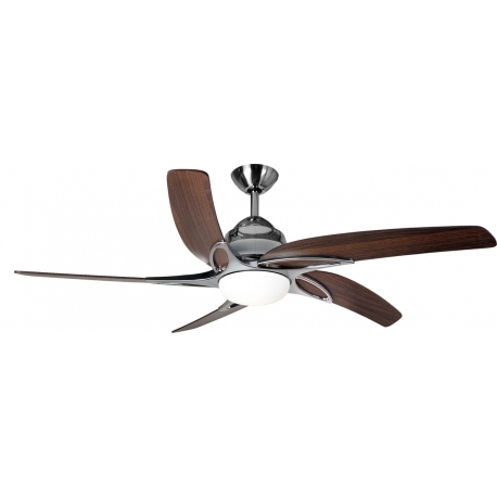 Ceiling fan viper with light remote control by fantasia viper stainless steel ceiling fan with light remote control by fantasia aloadofball Gallery