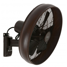 Wall fan Breeze incl. remote control by Beacon in various colours