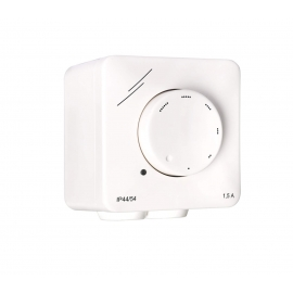 Ceiling fan wall switch (1,5A to 10A) by Casafan
