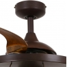 Industri 121 Bronze Oil Rubbed with retractable blades by Beacon