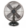 Tradition Black Retro table fan by Casafan