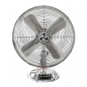Tradition Chrome Retro table fan by Casafan