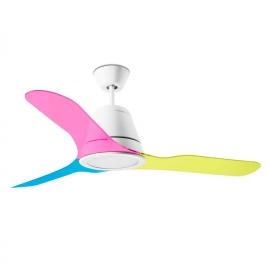 Tiga by La Creu with Colourfull transparent blades