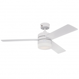 Alta Vista 122 White with LED light by Westinghouse