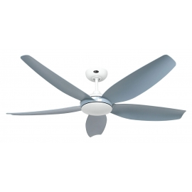 Eco Volare 142 White Gray with DC motor by Casafan