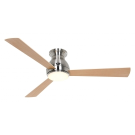 Eco Pallas BN 142 Maple / Beech with DC motor and LED light by Casafan