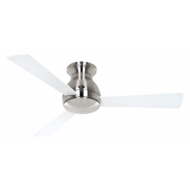 Eco Pallas BN 116 White / Gray with DC motor by Casafan