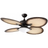 Oasis 132 Outdoor ceiling fan with light & remote control by Martec