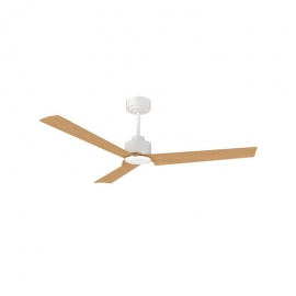 Anne white / maple with DC motor by Sulion