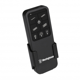 Ceiling fan Remote control kit with dimming and illuminated keypad by Westinghouse