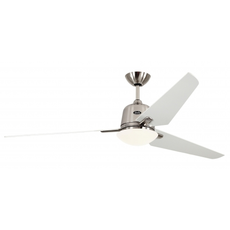ECO Aviatos BN 162 Chrome White with DC motor by Casafan