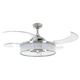 Corbelle 121 Chrome with retractable blades by Beacon