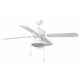 Ceiling fan outdoor hierro white by faro outdoor ceiling fan hierro white by faro aloadofball Image collections
